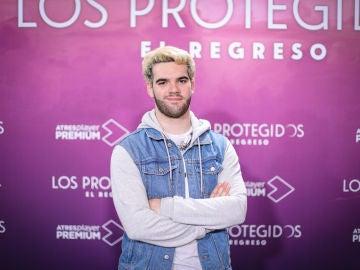 Daniel Avilés en 'Los Protegidos: el regreso'