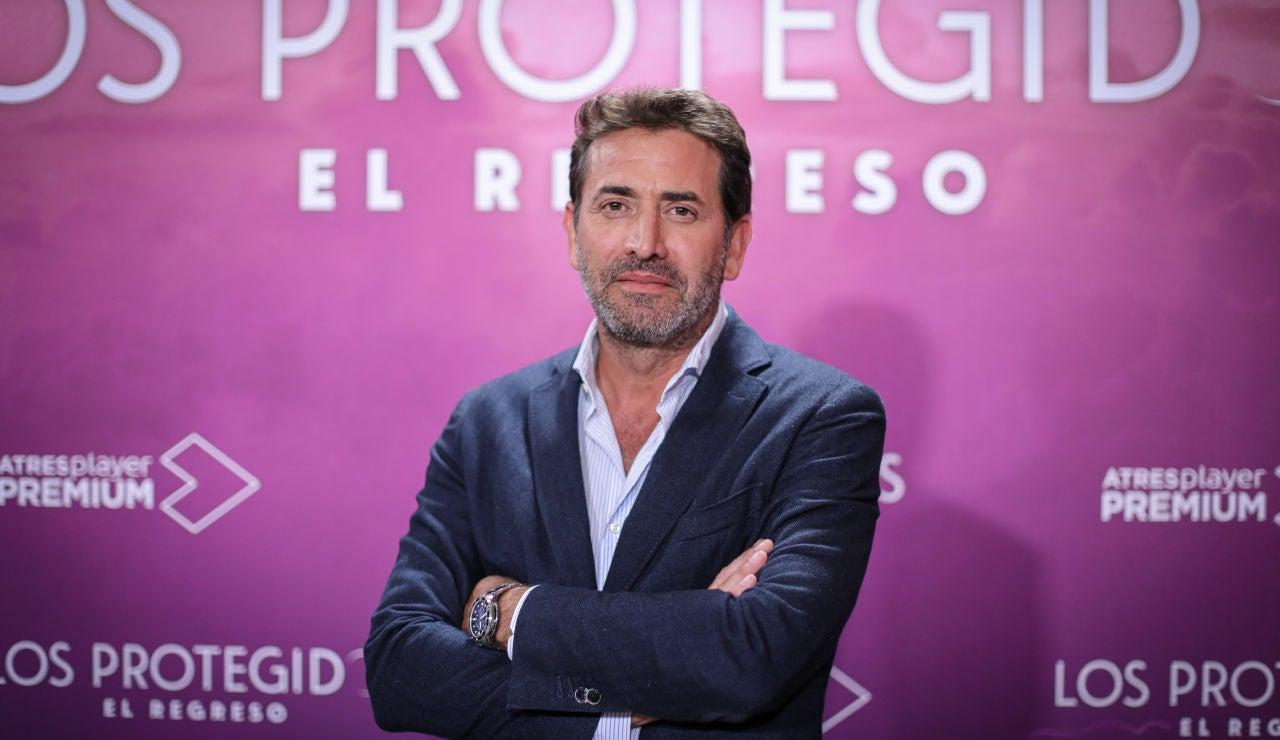 Antonio Garrido en 'Los Protegidos: el regreso'
