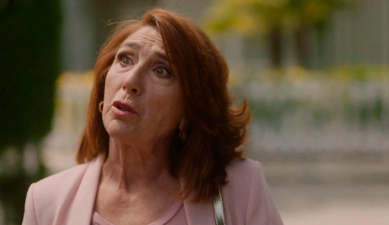 Gracia Olayo es Rosa Ruano en 'Los Protegidos: el regreso'