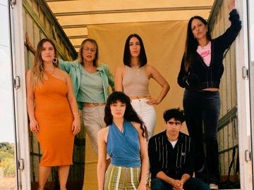 'Cardo' se presenta en el Festival de San Sebastián de la mano de sus protagonistas