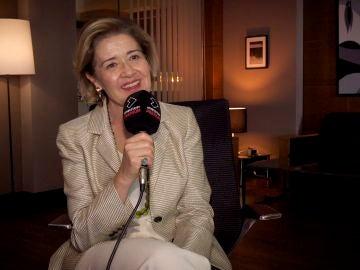 """María Pujalte: """"Carmen tendrá toda una historia con Andrea"""""""