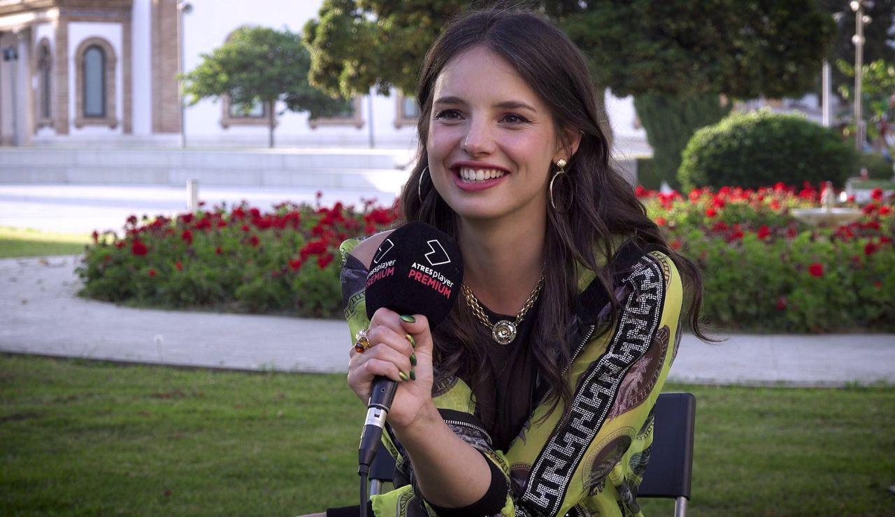 Entrevista a Federica Sabatini