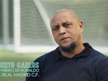 """Roberto Carlos, sobre la supuesta vasectomía de Ronaldo: """"No me creo que se hiciera un nudo"""""""