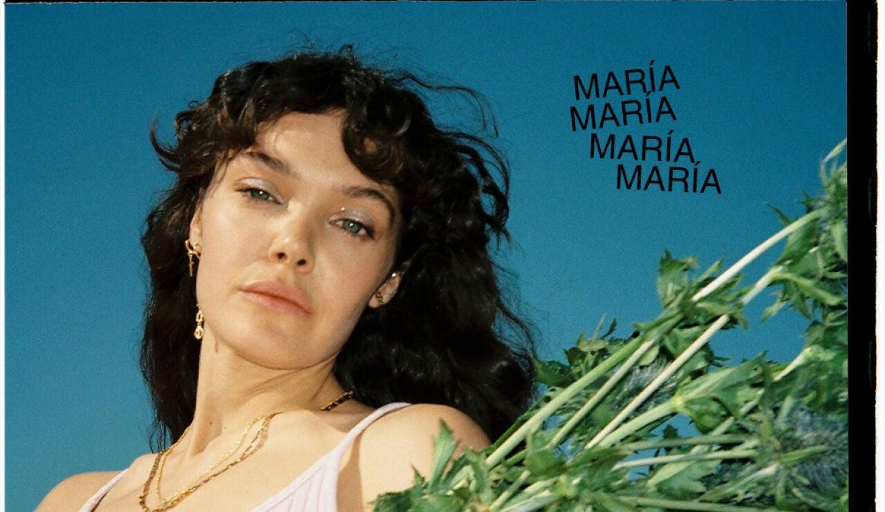 Ana Rujas es María en 'Cardo'
