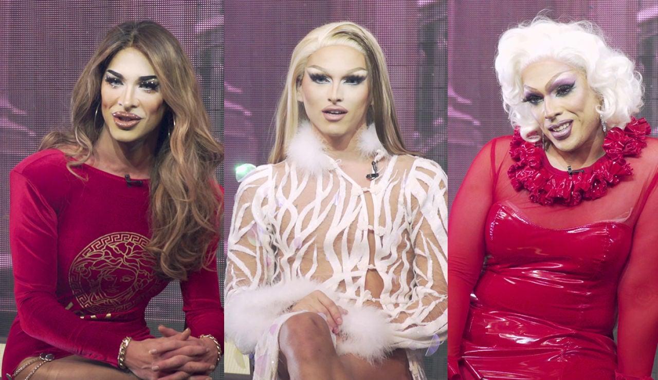 """Carmen Farala, Killer Queen y Sagittaria, sobre el Gran Hotel de las Reinas: """"Es una oda a la diversidad"""""""