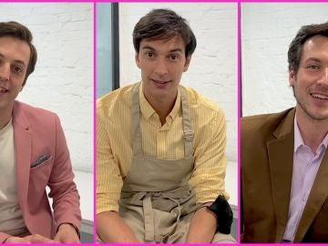 """Descubre a Jorge Suquet, Cristóbal Suárez y Pablo Gómez-Pando en 'By Ana Milán': """"La segunda temporada es pura locura"""""""